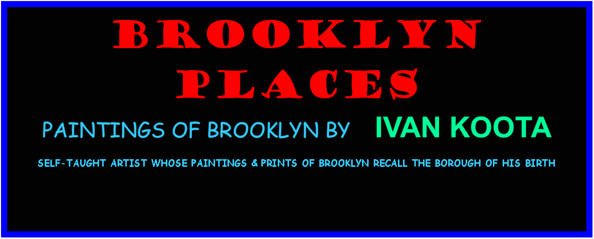 Text Box: Brooklyn